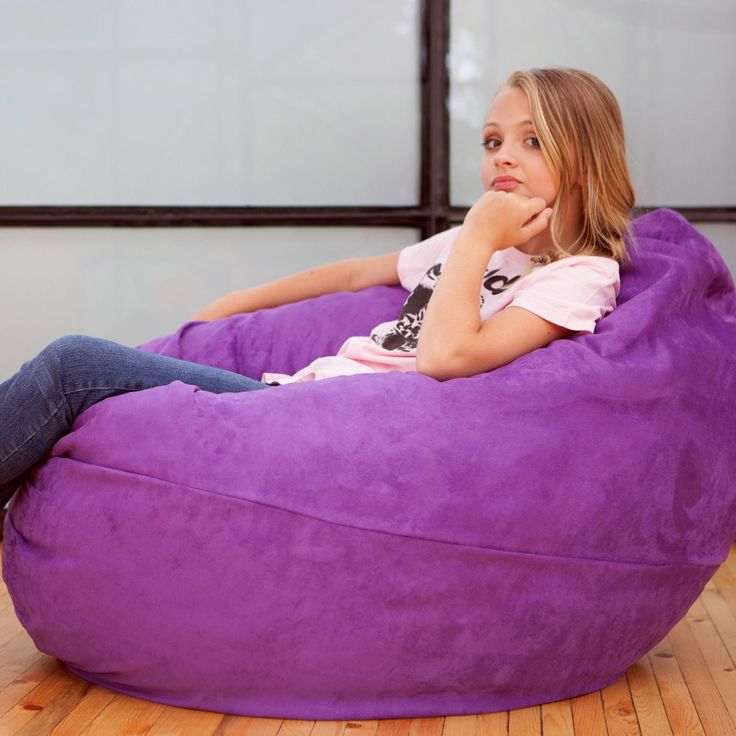 Jaxx Cocoon 4 Foot Bean Bag Chair