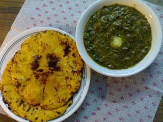 Makke Ki Roti & Sarson Ka Saag!!!: Pakistani Food, Ka Saag, Indian Recipes, Sarson Ka, Indianfood, Di Rotis, Indian Vegetarian Recipes, Indian Food, Ki Rotis