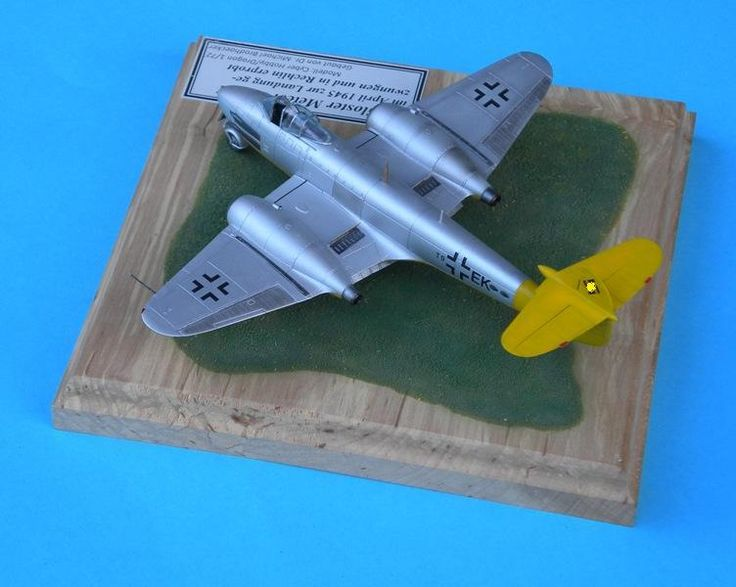 Gloster Meteor Mk.III - The untold story in 72nd scale