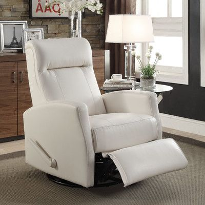 Found it at Wayfair - Easy Living Finland Swivel Glider Recliner
