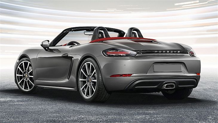 2018 Porsche 718 Boxster Porsche 718 Boxster Boxster Porsche Boxster