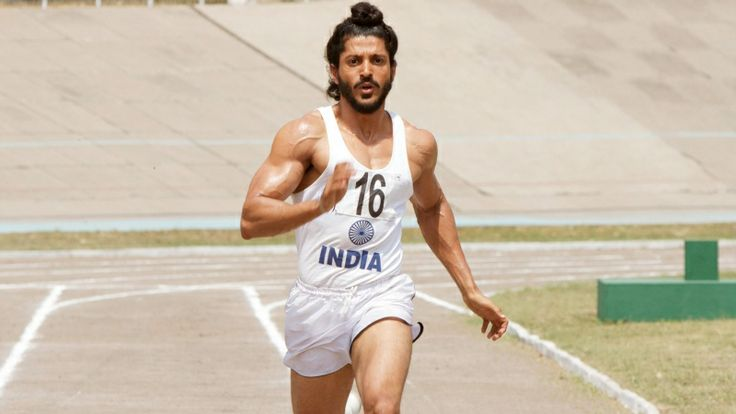 The article speaks about Filmfare Awards 2014. The film Bhaag Milkha Bhaag won the maximum number of awards including Best Actor, Best film, Best Director award.
