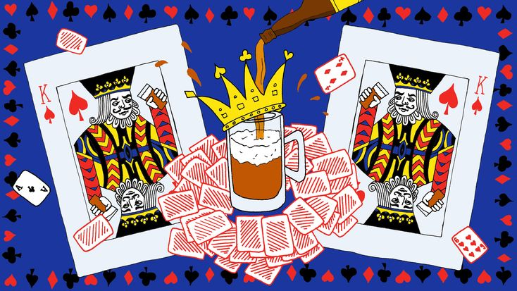 """House Rules: The Ultimate Guide to Kings: For ages the drinking game has united humans in riotous, often misguided consumption. In our new monthly column """"House Rules,"""" Drew Lazor explores the history and pleasures of drinking games throughout time and around the world. Up first, the college classic: Kings."""