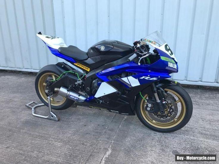 Yamaha R6 2007 2CO Track / Road bike  #yamaha #r6 #forsale #unitedkingdom