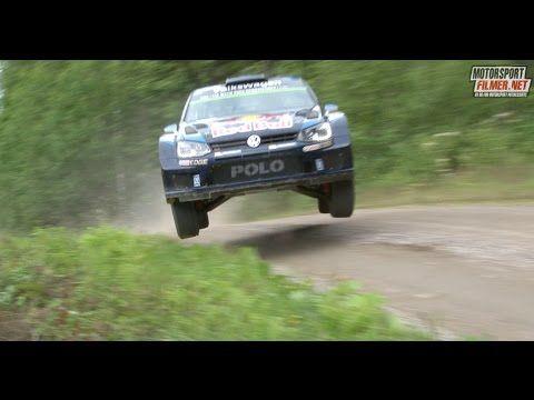 WRC Rally Finland 2015 - Motorsportfilmer.net - YouTube