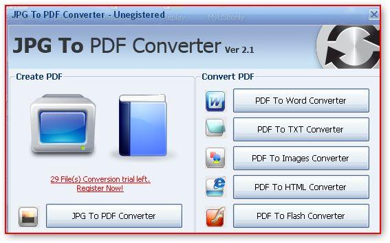 image to pdf converter full version