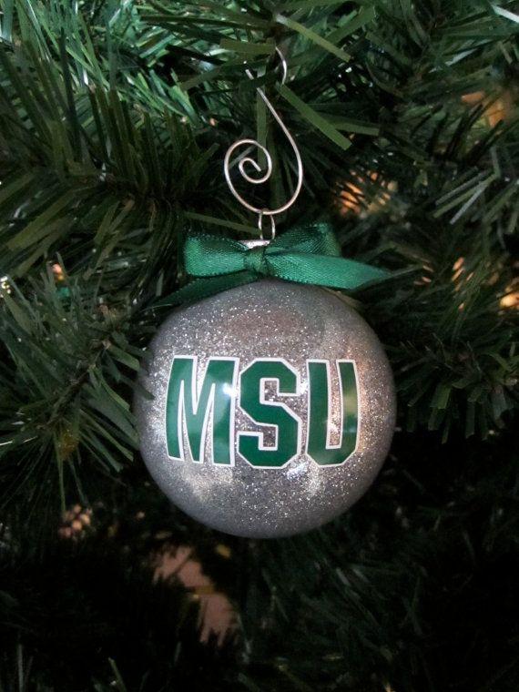 MSU  Michigan State  STATE by BakintoshArts on Etsy, $7.99