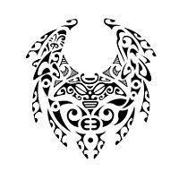 Tatuaggio di Pekapeka, Fortuna, lunga vita tattoo - custom tattoo designs on TattooTribes.com