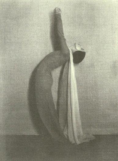 Martha Graham in Désir (1926) - Google Cultural Institute