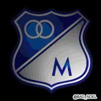 FC Millonarios Gif Animado Para BBM   BlackBerry, Android, iPhone, iPad