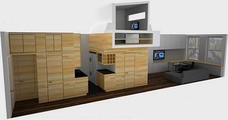 Locuinta birou - proiect