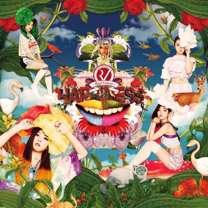 "Nakuro's Blog: Red Velvet ""Happiness"" Lyrics"
