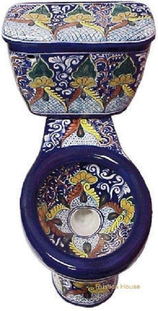 made to order mexican toilet by rustica house myrustica