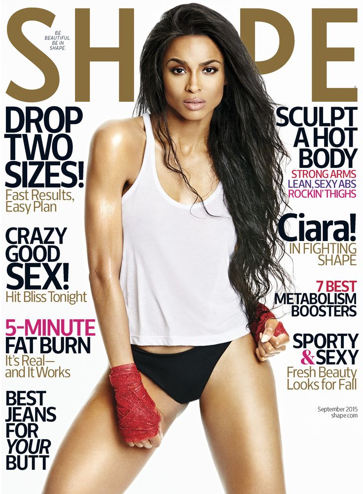 #Ciara on how she lost 60 pounds in 4 months after giving birth #fitness #crossfit #shape