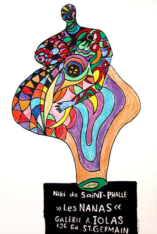 niki de saint phalle pop art pinterest pop art. Black Bedroom Furniture Sets. Home Design Ideas