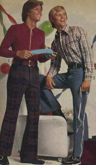 Men's fashion from a 1972 catalog. #1970s #fashion http://www.retrowaste.com/1970s/fashion-in-the-1970s/1970s-fashion-for-men-boys/