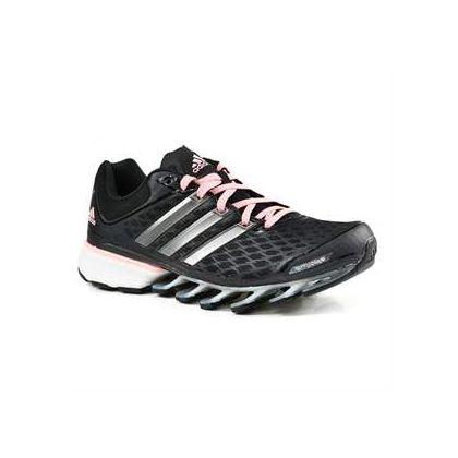 Tênis Adidas Springblade FF - Preto/Rosa