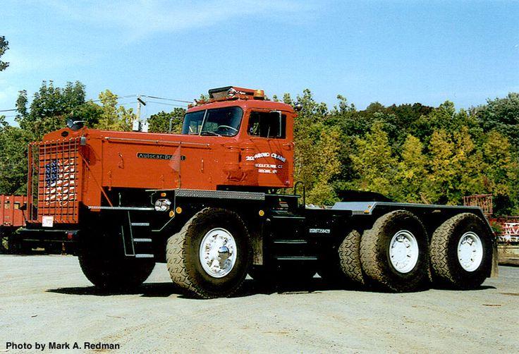 Autocar Heavy Hauler  What a beast.