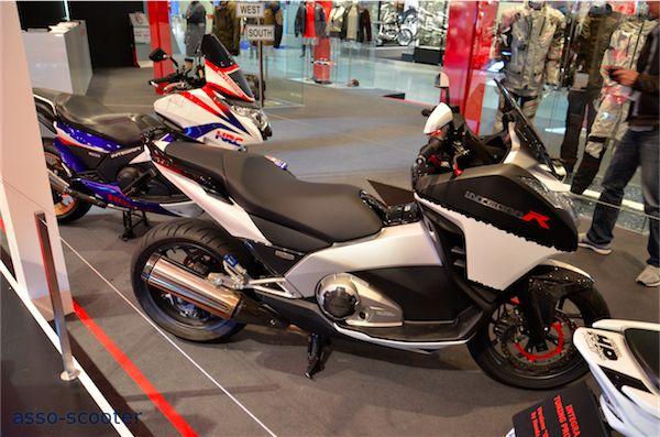 Eicma 2012 : Honda | Asso-scooter