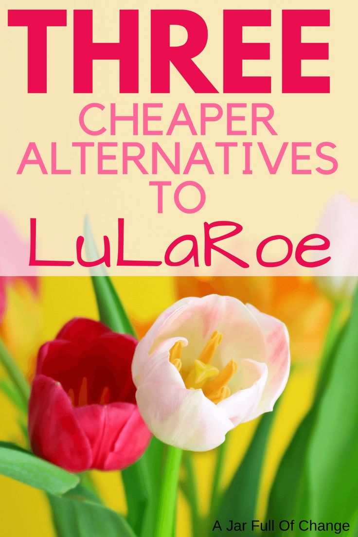 Cheaper Alternatives To LuLaRoe: There's no need to compromise on the buttery-soft leggings everyone loves with these cheaper alternatives. via @jarfullofchange