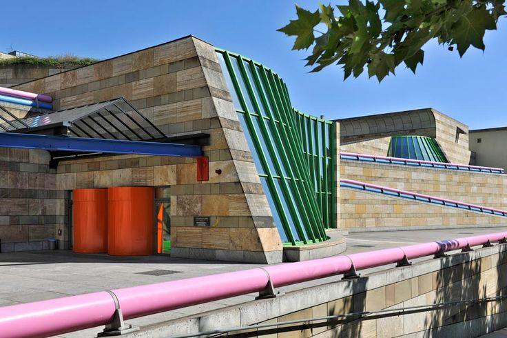 66 best images about staatsgalerie stuttgart architektur for Neue architektur stuttgart