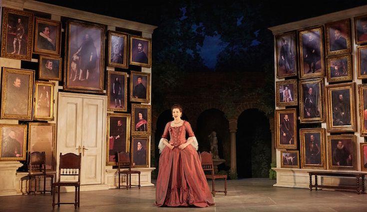 Review: Le Nozze di Figaro  A favourite production of a favourite opera puts Mozart centre stage at Garsington Opera