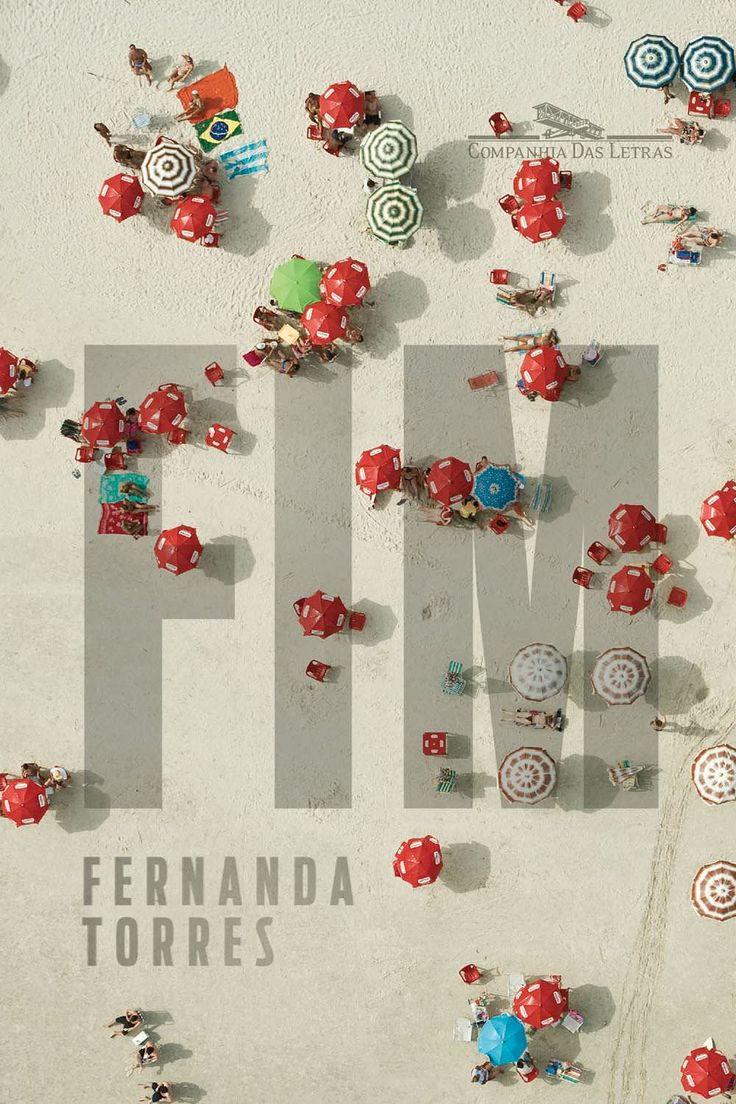 Capa do livro Fim, de Fernanda Torres