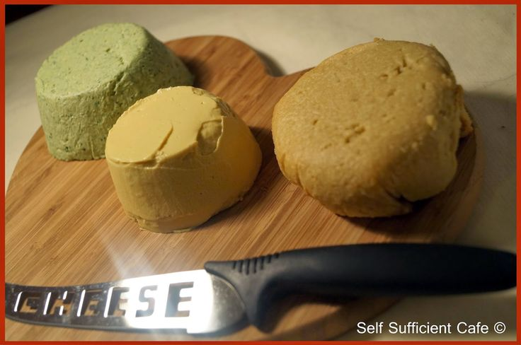 Self Sufficient Cafe: Suma Bloggers Network - Homemade Vegan Cheese x 3