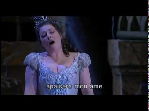 "▶ Dorothea Röschmann performs Mozart ""Ach, Ich Fuhl's "" - Opéra de Paris 2001 - YouTube"