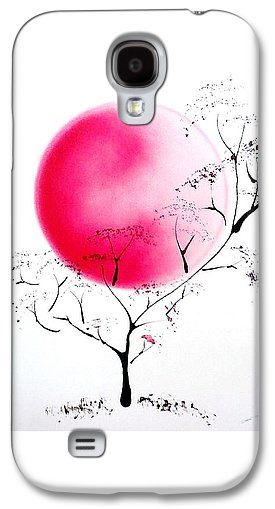 Joy Of Life Galaxy S4 Case Printed with Fine Art spray painting image Joy Of Life by Nandor Molnar (When you visit the Shop, change the orientation, background color and image size as you wish)