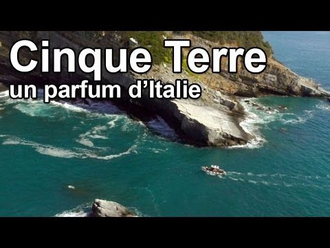 DRDA : Cinque Terre, un parfum d'Italie