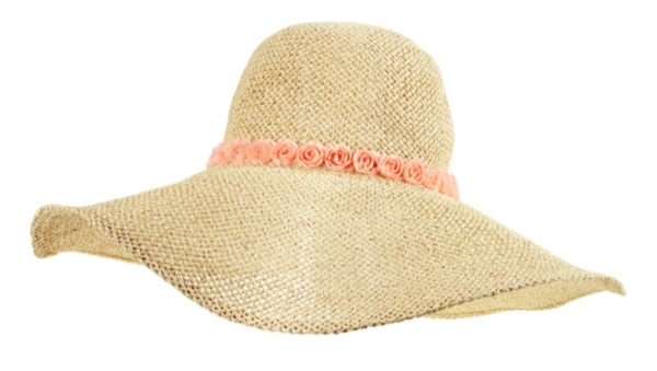 perfect hat for hanging poolside this summer :-): Honeymoon, Big Floppy