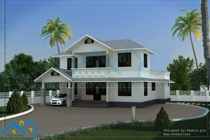 28 best images about my dream house plans on pinterest for Dream home kerala