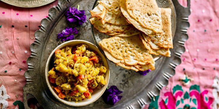 I Quit Sugar: Eggplant Bharta by Lee Holmes