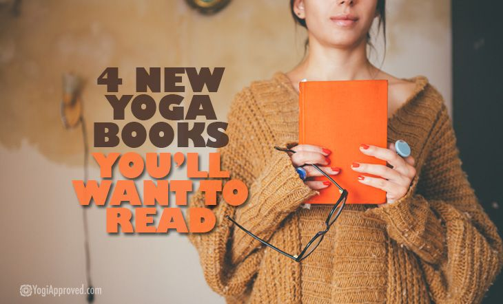Below is a list of 4 yoga books that you can pre-order now to arrive just in time for those first rays of sunshine: