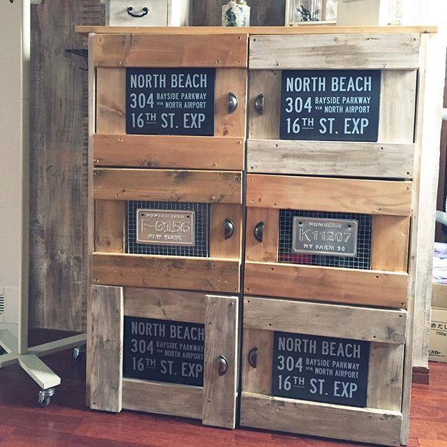 お部屋の収納に便利なカラーボックスですが、中に入っているものが丸見えになってしまうのが難点。それなら、100円ショップで売っている素材を組み合わせてカラボの扉をDIYしましょう♪蝶番やすのこや取っ手を部品に使い、さらにガラスシートや黒板塗料を組み合わせ!安いお値段で立派な扉が手作りできます♪みんなの上手なカラボリメイク方法を厳選しました。参考にして、お部屋をもっとおしゃれに変えちゃいましょう♪ | ページ2
