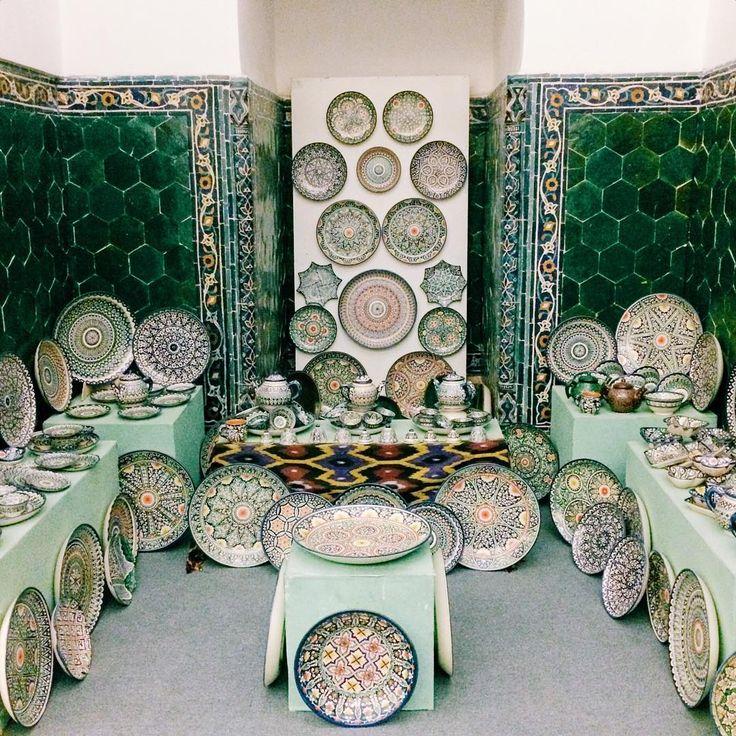 Больше меня не интересует марокканская плитка, теперь буду искать только такую форму и только такой цвет...