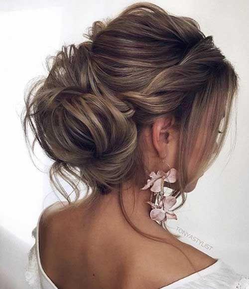 Spezielle Hochsteckfrisuren für langes Haar – #für #Haar #hochsteckfrisuren #l…