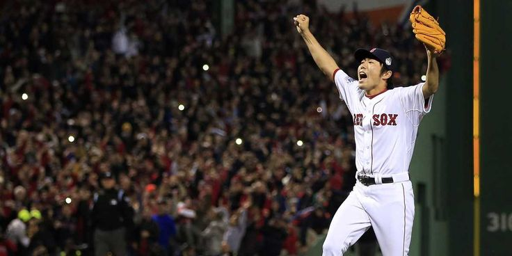Koji Uehara: The Boston Red Sox Win The 2013 World Series — Here's The Final Out