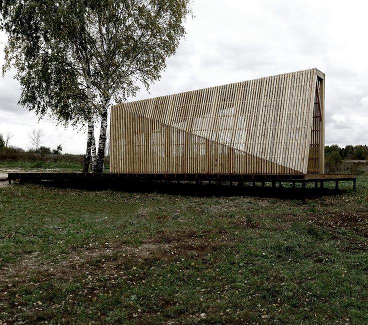 Летний дом (беседка) по проекту KHACHATURIAN ARCHITECTS | Дизайн интерьера, декор, архитектура, стили и о многое-многое другое