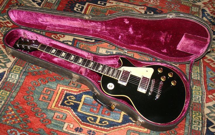 1976 Gibson Les Paul Standard