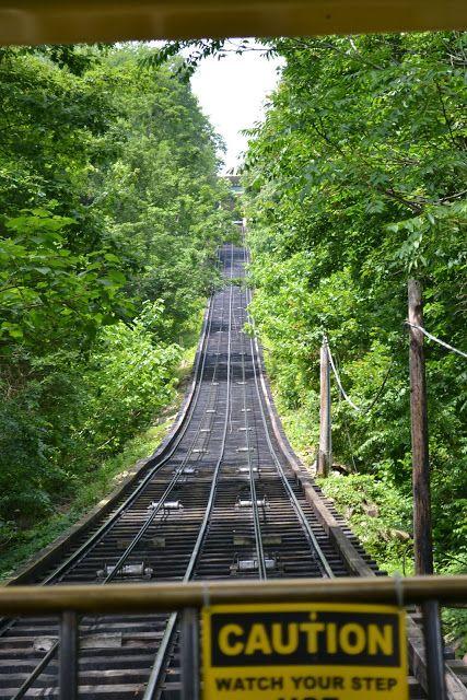 Incline Railway, Lookout Mountain, Tennessee (Фуникулер на горе Лукаут, Теннесси)