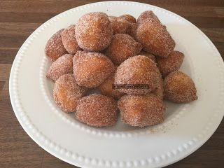 SimpleJoys: Fried Biscuit Doughnut Holes