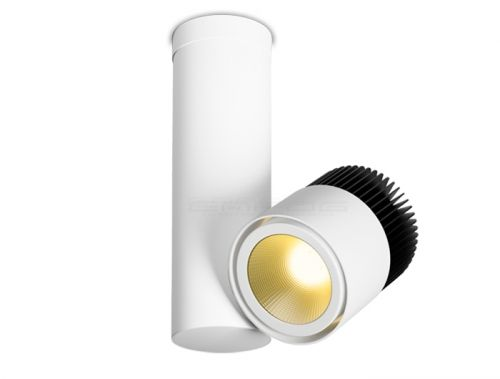 Накладной #светильник COSMO позволит играючи создавать всевозможные световые сценарии вновь и вновь, открывая безграничные возможности. #освещение #enfog
