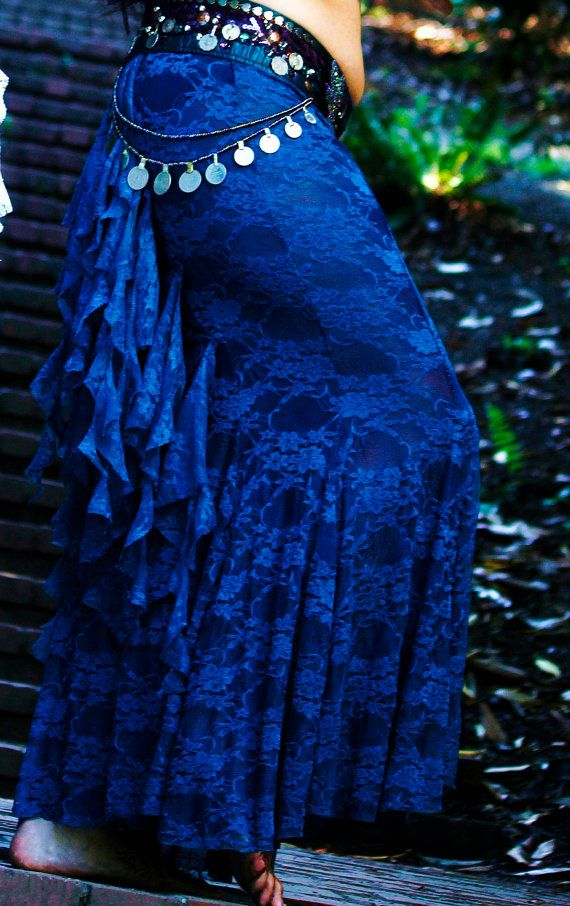 Belly Dance Mermaid Clubwear Fusion Gothic by SakkaraClothing