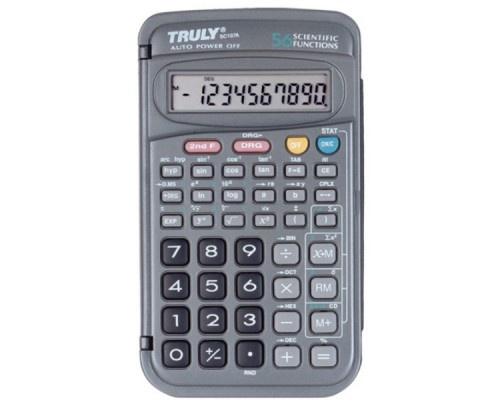 CALCULADORA TRULY-107A  Calculadora cientifica de 10 digitos.