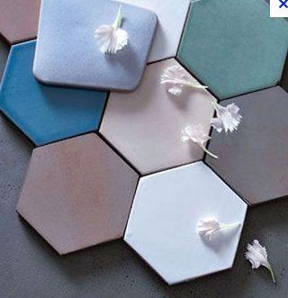 Hexagones...#1 - POM & GUS