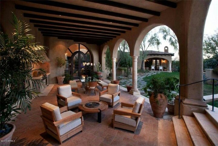 Spanish Colonial Revival Architecture Mexican Spanish Style