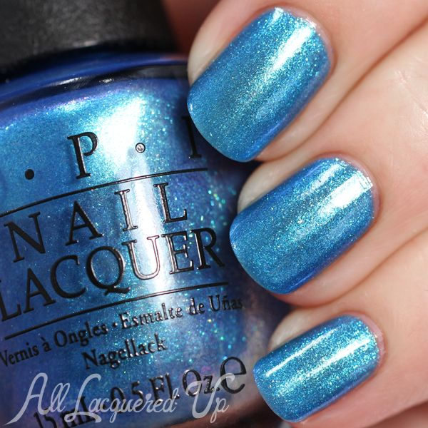 OPI Brights 2015 Swatches & Review – Nails