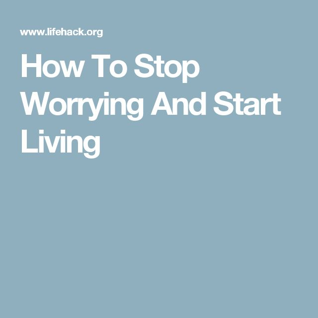 Stop Living For Others Quotes: 1000+ Ideas About Stop Worrying On Pinterest